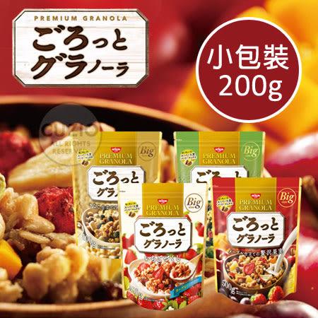 日本 熱銷 Nissin 日清 綜合穀物麥片 (小包裝) 200g 穀片 穀物 燕麥片 麥片