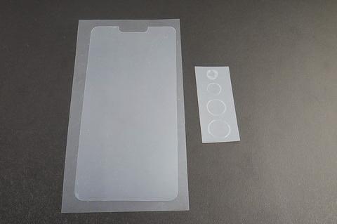 手機螢幕保護貼 LG E720 Optimus Chic 亮面