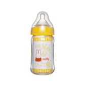 chuchubaby MIFFY寬口玻璃奶瓶-160ml