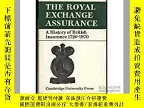二手書博民逛書店The罕見Royal Exchange Assurance: A
