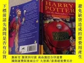 二手書博民逛書店Harry罕見Potter and the Philosopher s Stone哈利波特與魔法石Y20039