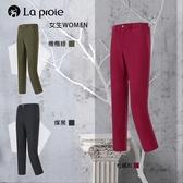 【La proie 萊博瑞】(三色)女式內刷毛防風拼接款軟殼長褲-保暖防潑水刷毛親膚軟殼長褲