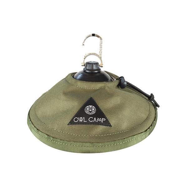 【南紡購物中心】【Owl Camp】PC-1910 軍綠色燈罩