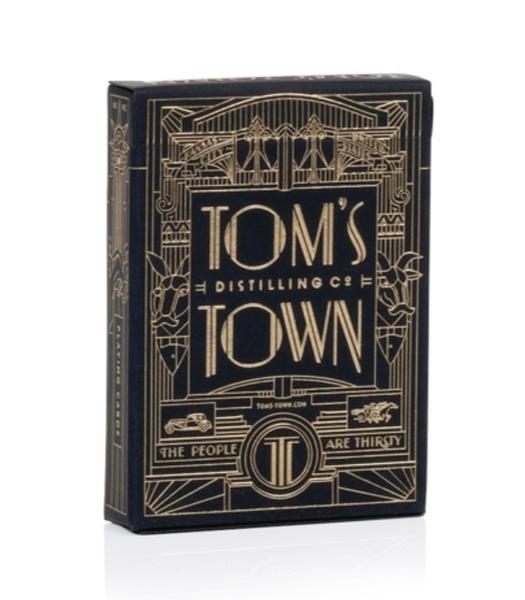 Tom s Town【USPCC撲克】S103049598