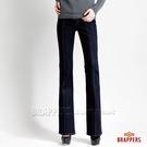 BRAPPERS 女款 彈性低腰靴型褲-...