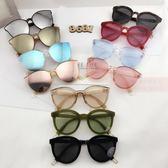 2016藍色大海的傳說全智賢同款太陽鏡女明星款墨鏡潮韓國圓臉眼鏡