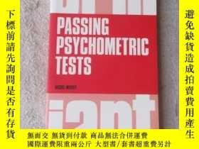 二手書博民逛書店Brilliant罕見Passing Psychometric