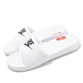 Nike 拖鞋 Wmns Victori One Slide 白 黑 舒適 Q彈 女鞋 【ACS】 CN9677-100