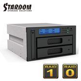 銳銨 STARDOM PD3500 內接式 3.5吋 + 2.5吋 磁碟陣列