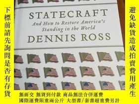 二手書博民逛書店Statecraft:罕見And How to Restore America s Standing in the