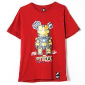 【人氣熊】 馬克20T恤-紅色、黑色(請附註購買顏色)
