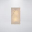 四方雪花石大樓外牆壁燈 雙燈防水型 可客...