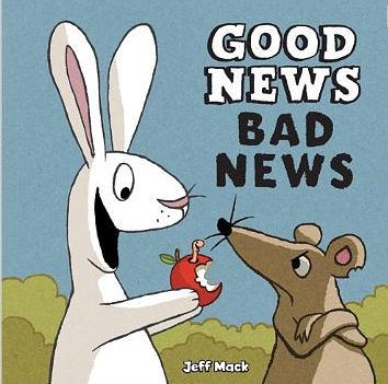 【麥克書店】『快樂讀出英語力』GOOD NEWS BAD NEWS /英文繪本