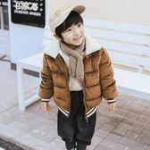 兒童外套棉衣男童女童冬裝棉襖寶寶外套中小童嬰幼加厚棉服