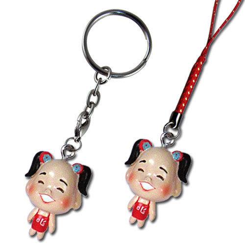 【無敵珊寶妹】福氣三太子系列招福商品 - 吊飾組