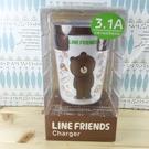 【震撼精品百貨】LINE FRIENDS_兔兔、熊大~-充電器-杯型手機充電器