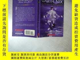 二手書博民逛書店GARTH罕見NIX BOOK 5 加思尼克斯第五冊 32開 01Y261116
