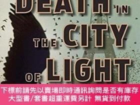 二手書博民逛書店Death罕見in the City of Light: The Serial Killer of Nazi-Oc