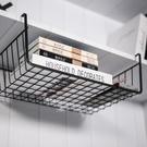 宿舍神器衣櫃分層置物架儲物架掛籃櫥櫃廚房隔板辦公桌收納架 夏季上新