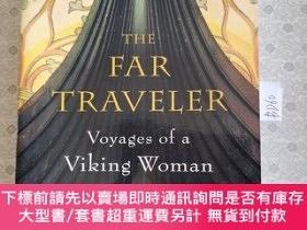 二手書博民逛書店32開英文原版罕見The Far Traveler: Voyages of a Viking WomanY28