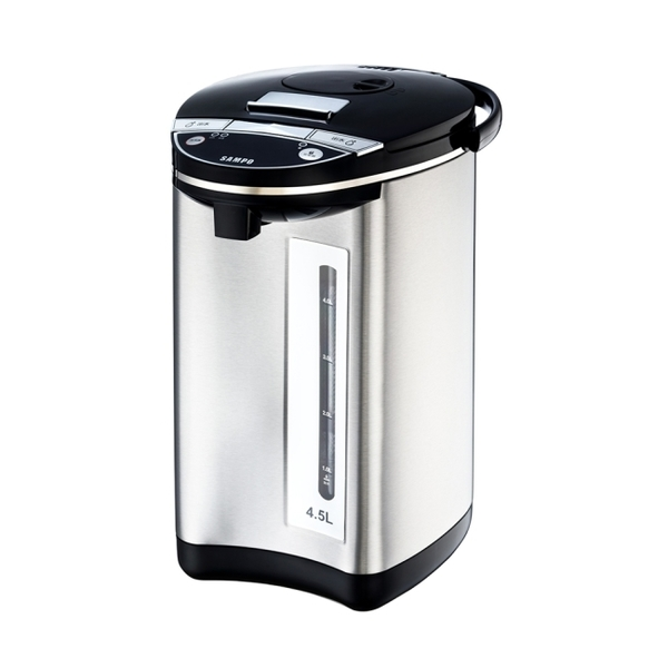 SAMPO聲寶 4.5L電動熱水瓶(304不鏽鋼內膽) KP-LC45W