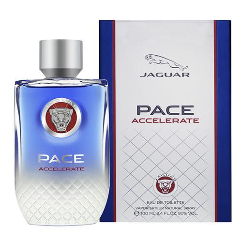 【Jaguar】PACE ACCELERATE 極限捷豹 男性淡香水 100ml