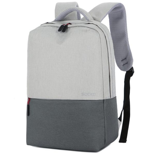 15.6寸電腦包女雙肩男士手提聯想神州惠普蘋果14寸筆記本雙肩背包 moon衣櫥