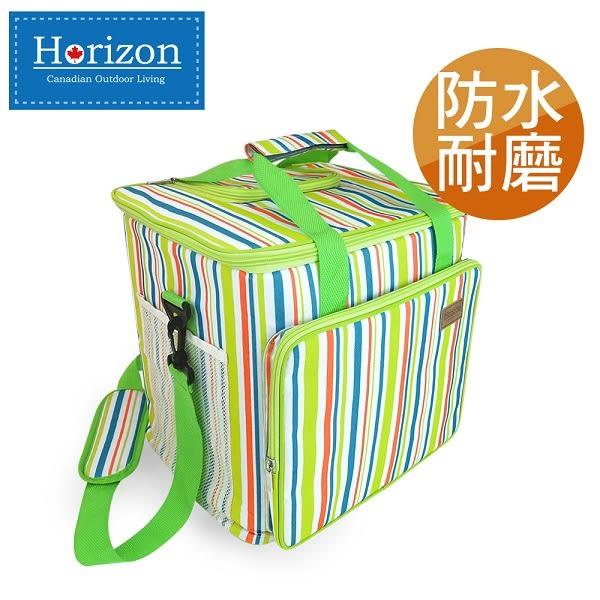 【Horizon 天際線】野餐露營防水保溫袋 24L