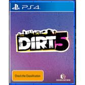 【預購10月】 PS4 DIRT 5 大地長征 5 中文版