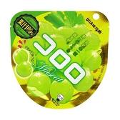 味覺糖酷露露Q糖-白葡萄40G【愛買】