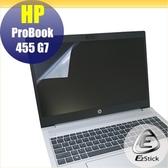 【Ezstick】HP ProBook 455 G7 靜電式筆電LCD液晶螢幕貼 (可選鏡面或霧面)