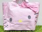 【震撼精品百貨】凱蒂貓_Hello Kitty~日本SANRIO三麗鷗 KITTY 手提包/側背包-蝴蝶結粉#19814