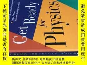 二手書博民逛書店Get罕見Ready for PhysicsY20113 請看圖