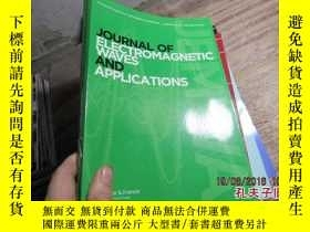 二手書博民逛書店journal罕見of electromagnetic wave