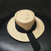 草帽-遮陽時尚有型海邊渡假女帽子73ti18[時尚巴黎]
