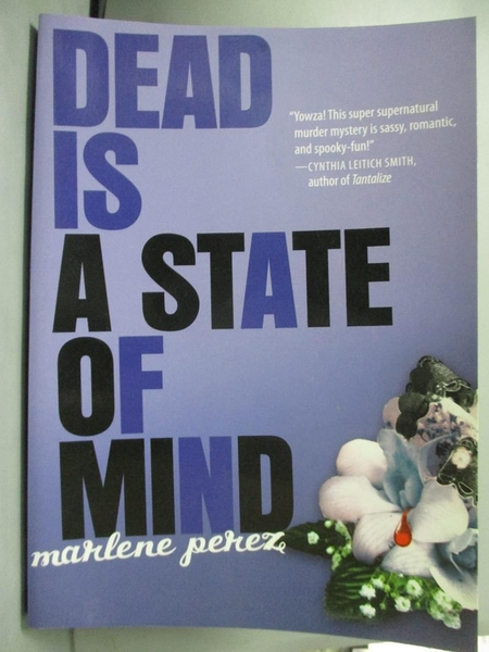 【書寶二手書T3/原文小說_ISN】Dead Is a State of Mind_Marlene Perez