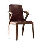 ONE HOUSE-采特莉實木餐椅(咖啡)