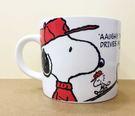 【震撼精品百貨】史奴比Peanuts Snoopy ~SNOOPY湯杯/馬可杯-紅色