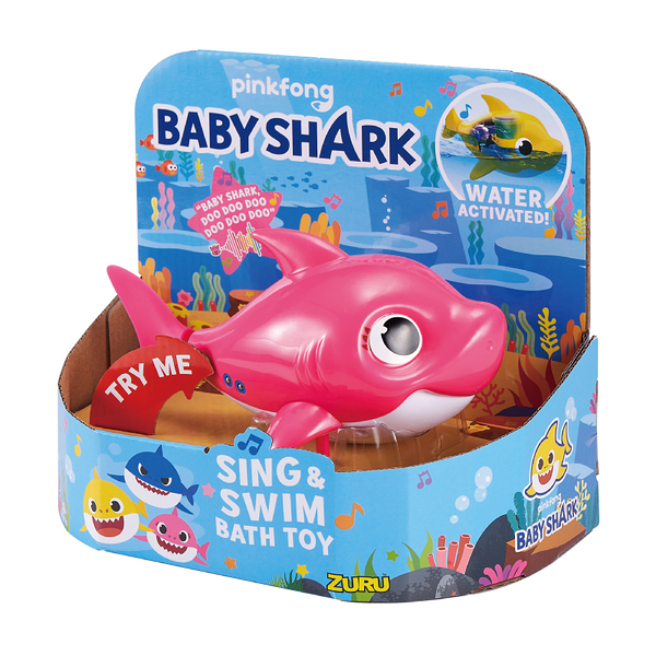 碰碰狐BABY SHARK鯊魚家族悠遊系列