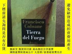 二手書博民逛書店Tierra罕見Del FuegoY12800 Coloane, Francisco Libretto ISB