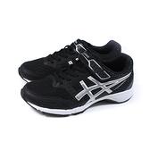 亞瑟士 LAZERBEAM RF-MG 運動鞋 魔鬼氈 黑色 大童鞋 1154A088-001 no491