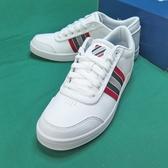 【iSport愛運動】K-swiss COURT CLARKSON 休閒鞋 正品 05853136 男款 紅黑灰