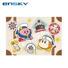 【日本正版】星之卡比 一路順風 拼圖 108L片 日本製 旅途愉快 益智玩具 卡比之星 Kirby ENSKY - 507169