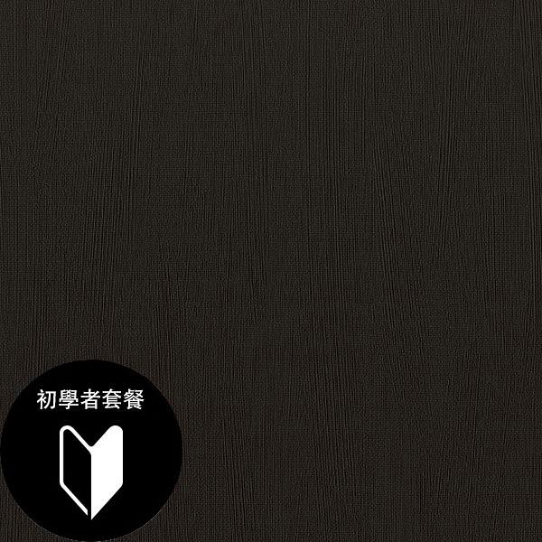 黑色 素色 rasch(德國壁紙) 2020 / 411942+施工道具套餐