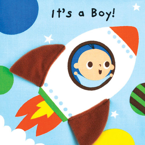 K's Kids 奇智奇思 ~ It''s a Boy! 男孩床圍書-SB00273
