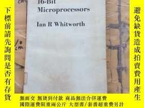 二手書博民逛書店16-bit罕見MicroprocessorsY11418 Ia