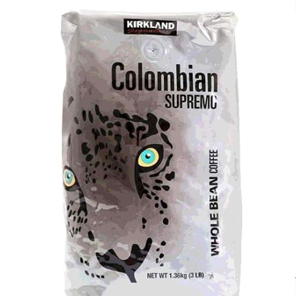 [COSCO代購] W1030484 科克蘭 哥倫比亞咖啡豆 1.36公斤(2組裝)