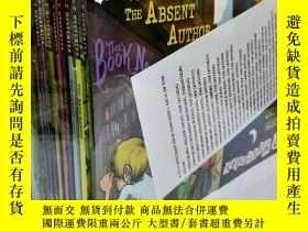二手書博民逛書店A罕見to Z Mysteries(全26冊) 神秘案件 英文原版兒童讀物偵探小說 6-9歲Y396500 R