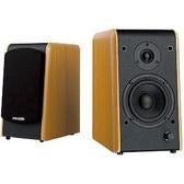 【Microlab】 B-77 原木紋 2.0 聲道 多媒體音箱