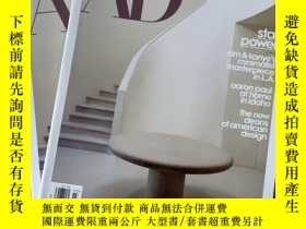 二手書博民逛書店AD罕見ARCHITECTURAL DIGEST建築輯要2020年3月美國建築設計英文雜誌Y256883 A